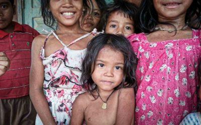 Intervention d'urgence à la source du trafic et de la matraitance des enfants au Cambodge