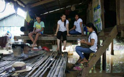 Verhinderung des Kinderhandels in Kambodscha