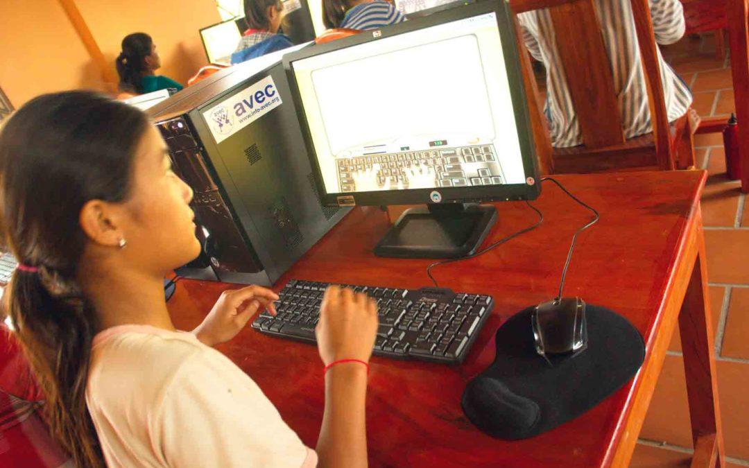 Training Centre in Cambodia