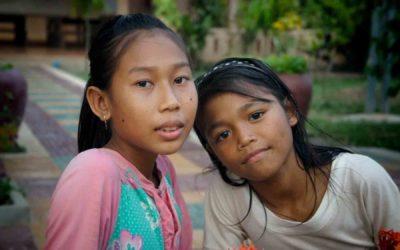 Notre refuge pour enfants au Cambodge