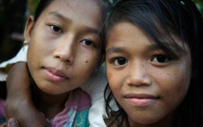 Schulbildung von Kindern in Kambodscha