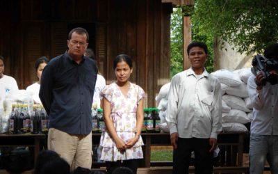 Le mot des fondateurs de l'ONG AVEC au Cambodge