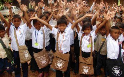 Scolarisation des enfants vulnérables au Cambodge