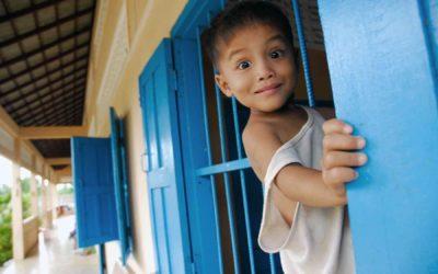 Übernehmen Sie eine Patenschaft für die Kinder unseres Waisenhaus in Kambodscha